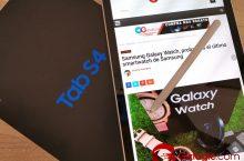 Samsung Galaxy Tab S4: análisis de una tablet muy completa
