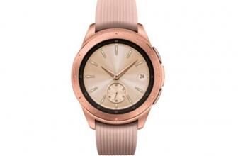 Ya hemos podido ver el diseño del nuevo Samsung Galaxy Watch