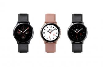 Samsung Galaxy Watch Active2 ya se encuentra a la venta en España