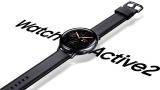 Samsung Galaxy Watch Active2, reloj inteligente con bisel táctil y ECG
