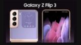 Samsung Galaxy Z Flip 3, primeras filtraciones con renders incluidos