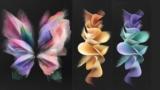 Descargar wallpapers de Samsung Galaxy Z Fold 3 y Galaxy Z Flip 3