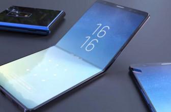 Samsung no ha renunciado al plan de lanzar el primer Smartphone plegable