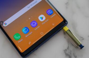 Samsungpatenta unSPencon sensor fotográfico oculto
