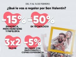 San Valentín Fnac, regala tecnología al mejor precio