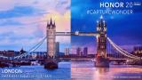 El Honor 20 se presentará en Europa el próximo 21 de mayo