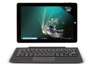 Schneider Dual Book SCT101CTM, una tablet híbrida a precio accesible