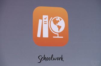 Schoolwork, app de Apple para estudiantes y profesores