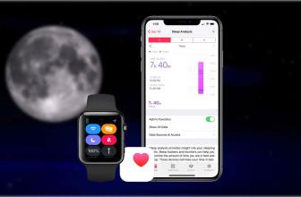 Se dan a conocer nuevos datos del monitor de sueño para el Apple Watch