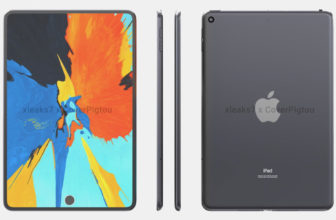 Se filtra el iPad Mini 6 de Apple con pantalla perforada y Touch ID