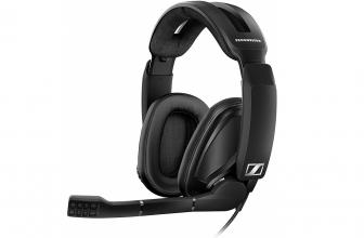 Sennheiser GSP 302, unos auriculares gaming para subir de nivel