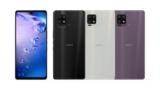 Sharp Aquos zero6, nuevo teléfono 5G con pantalla de 240 Hz