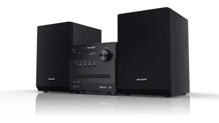 Sharp XL-B510, cuando deseas escuchar música por un precio reducido
