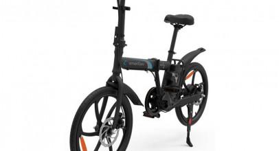 SmartGyro Ebike City, una bici eléctrica con autonomía de 30Km