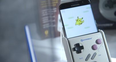 Smartboy, convierte tu smartphone en una GameBoy