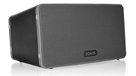 Sonos Play 3, un excelente altavoz Wi-Fi con sonido estéreo