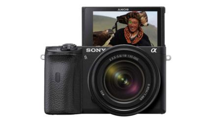 Sony Alpha 6600, la cámara estrella de la serie α de Sony
