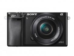 Sony Alpha A6000, una cámara digital con excelente enfoque automático