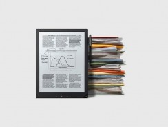 Sony DPT-RP1, las pantallas de tinta electrónica llegan a las tablets