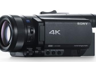 Sony FDR-AX700,captura el mundo como lo ves con esta videocámara
