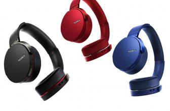 Sony MDR-XB950B1, unos auriculares EXTRA BASS con Bluetooth