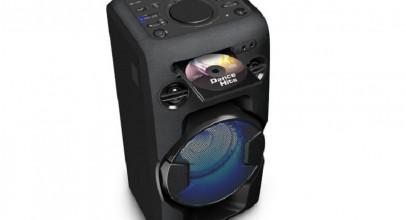 Sony MHC-V11, una práctica minicadena con función karaoke