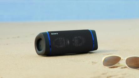 Sony SRS-XB33, un altavoz muy resistente, potente y recomendable