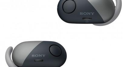 Sony WF-SP700N, unos auriculares inalámbricos para entrenar con estilo