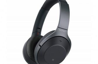 Sony WH-1000XM2, auriculares inalámbricos con cancelación de ruido