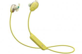 Sony WI-SP600N, auriculares inalámbricos para entrenar sin distracción