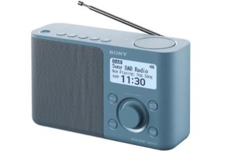 Sony XDR-S61D, una radio DAB/DAB+ portátil con presintonías directas