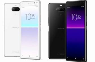 Sony Xperia 8 Lite es presentado oficialmente para Japón