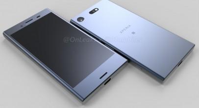 Sony Xperia XZ1 Compact se muestra en vídeo