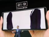 #MWC19: Sony Xperia1, el alta gama con pantalla 4K y ratio 21:9