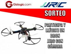 SORTEO: Gana un dron JJRC con cámara incorporada