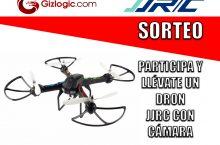 SORTEO: Gana un dron JJRC con cámara incorporada [FINALIZADO]