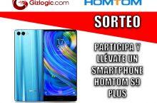 SORTEO: Gana un smartphone HomTom S9 Plus [FINALIZADO]