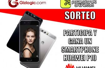 SORTEO HUAWEI P10, participa y gana este smartphone top