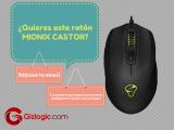 ¡Sorteamos un fantástico ratón Mionix Castor! [FINALIZADO]