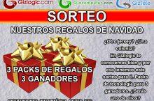 SORTEO: Gana uno de los 3 packs regalo de tecnología [FINALIZADO]