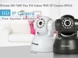 Sricam SP012, cámara de vigilancia IP barata