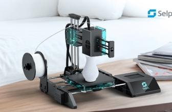 Última oportunidad para comprar la Selpic Star A 3D printer al mejor precio