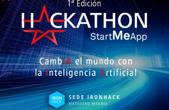 StartMeApp, Huawei y el País Retina realizarán el primer Hackathon de IA