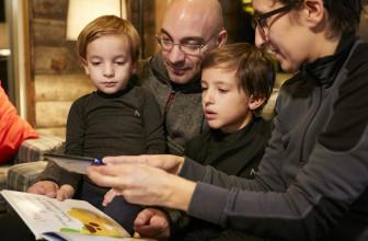 Huawei presenta StorySign, una App para que niños sordos aprendan a leer