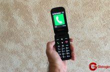Swissvoice S28, probamos este teléfono móvil de fácil uso para mayores
