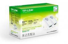 TP-Link lanza su nuevo PLC: TL-PA4020PKIT ( Powerline AV500)