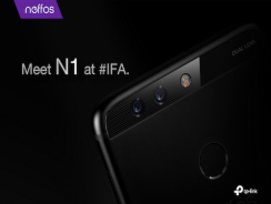 #IFA17: Neffos N1, el nuevo smartphone de TP-Link