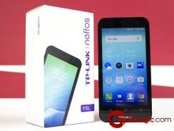 TP-Link Neffos Y5L, un teléfono práctico y barato
