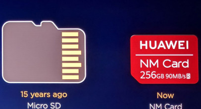 Tarjetas NMCardde Huawei, la compañía busca desplazar a las Micro-SD