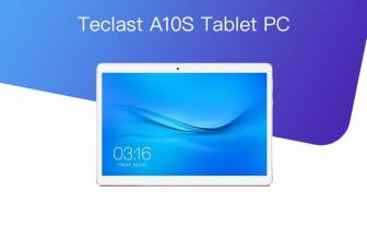 Teclast A10S, una tablet accesible entre la gama media y baja